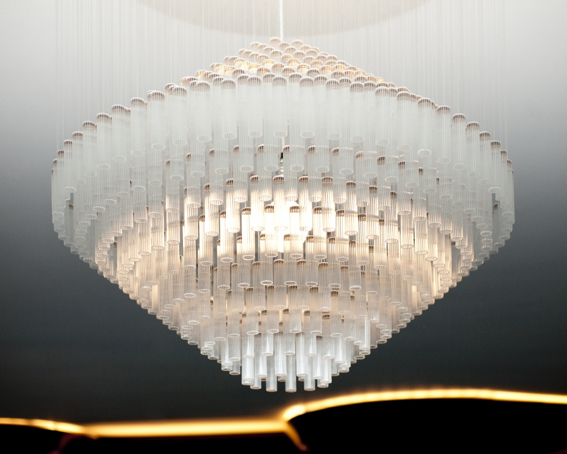 George Singer Modern Chandeliers And Lighting Installations Deco 2 Chandelier Photo 1 Www Georgesinger Co Uk