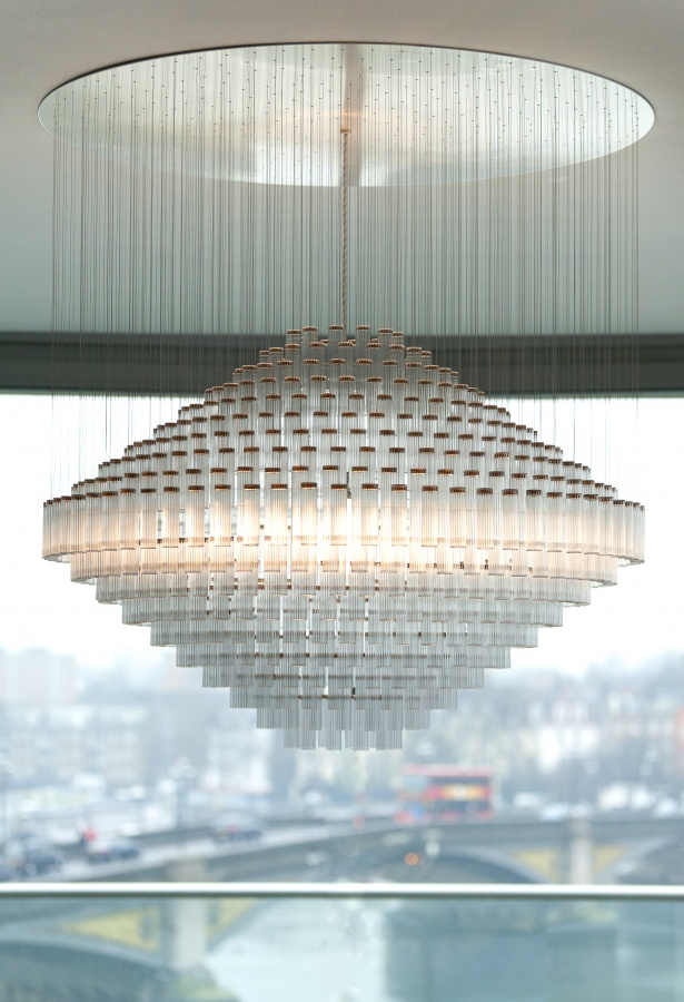 George Singer Modern Chandeliers And Lighting Installations Deco 2 Chandelier Photo 4 Www Georgesinger Co Uk