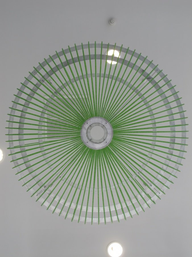 George Singer Modern Chandeliers And Lighting Installations Green Globe Photo 2 Www Georgesinger Co Uk