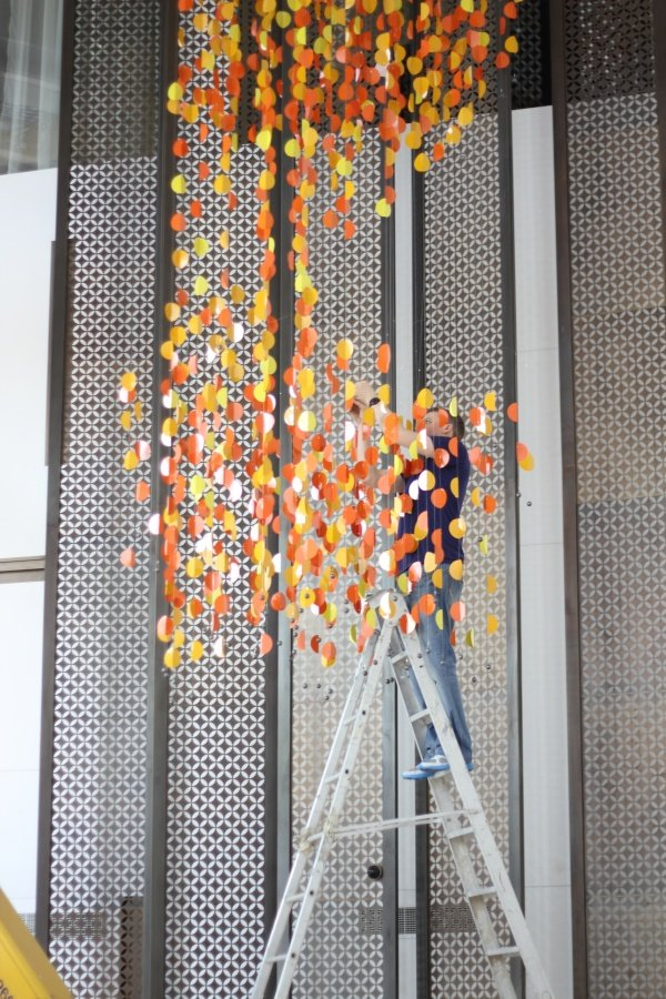 George Singer Modern Chandeliers Lighting Installations Butterfly Chandelier 3 Www Georgesinger Co Uk